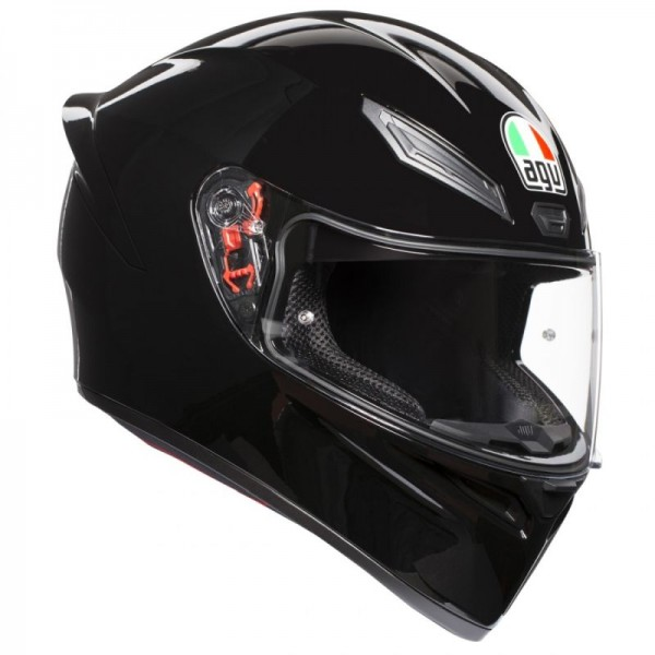 AGV K1 BLACK