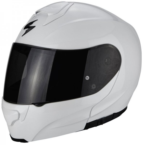 SCORPION EXO 3000 AIR SOLID Pearl white
