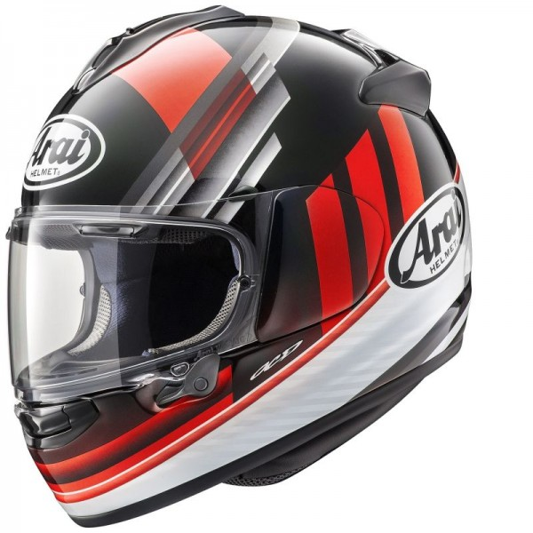 ARAI CHASER-X FENCE RED