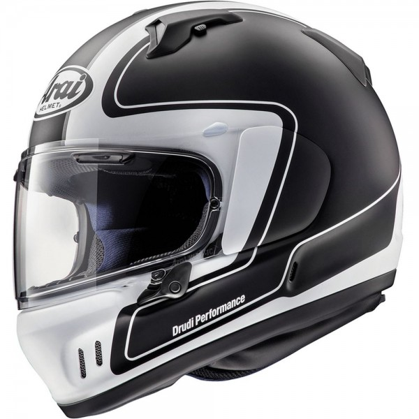 ARAI RENEGADE-V OUTLINE BLACK MATT