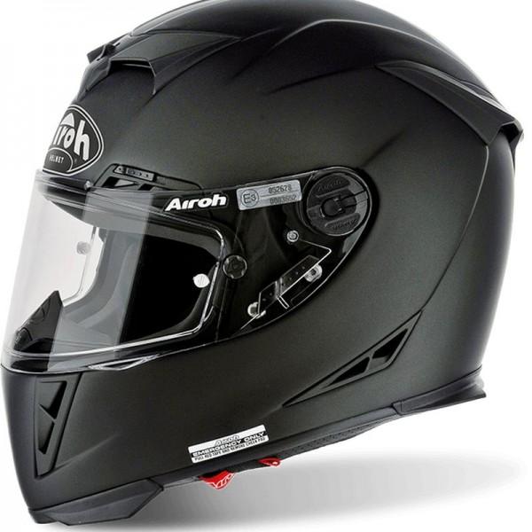 AIROH GP 500, Color, black matt