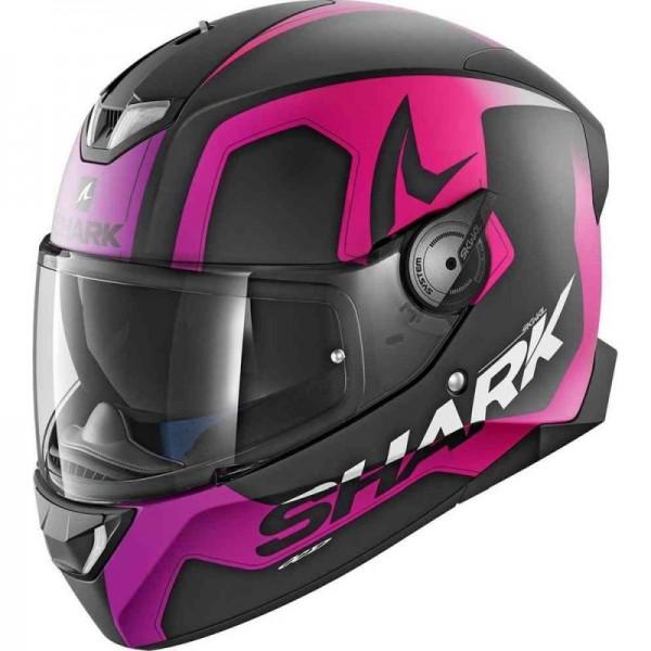 SHARK SKWAL 2 TRION MAT  color Black Pink Pink