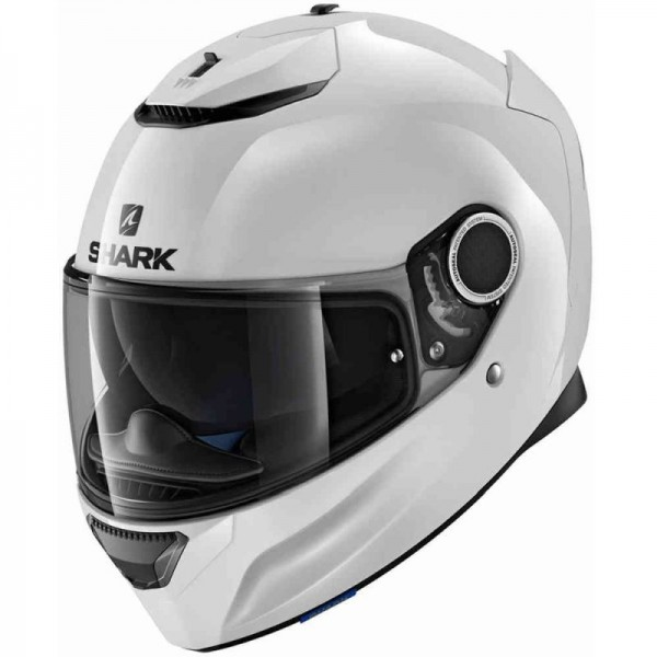 SHARK SPARTAN BLANK color White