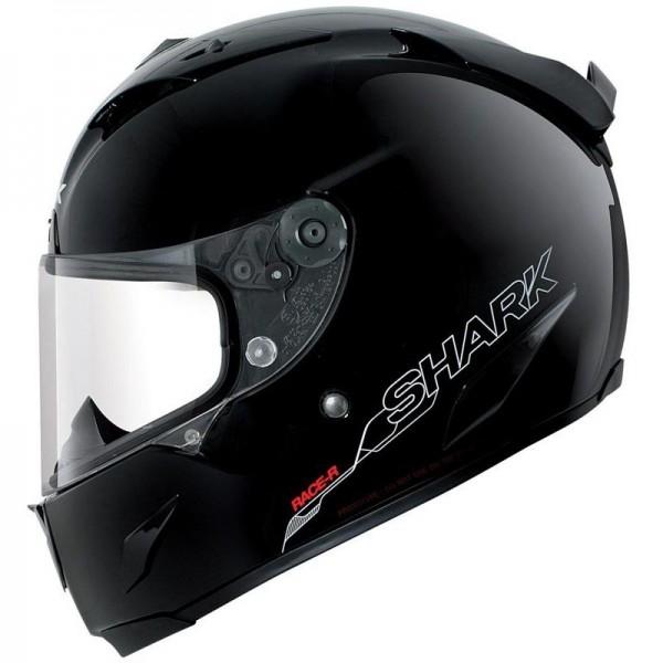 SHARK RACE-R PRO BLANK  color Black