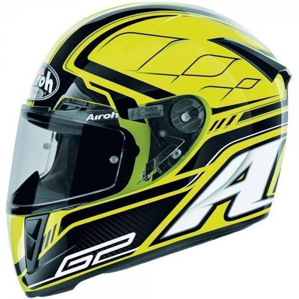 Airoh GP-400 LeMans Yellow