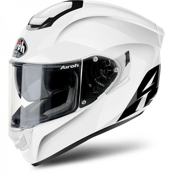 AIROH ST 501, Color, white gloss