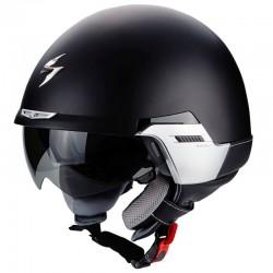 SCORPION EXO 100 PADOVA II Matt black-Black