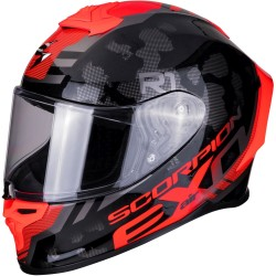 SCORPION EXO R1 AIR OGI Black-Red