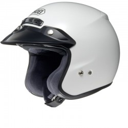 SHOEI RJ Platinum R - White
