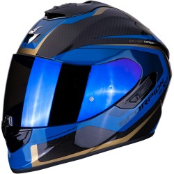 SCORPION EXO 1400 CARBON AIR ESPRIT Black-Blue