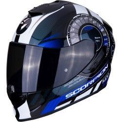 SCORPION EXO 1400 AIR TORQUE Black-Blue