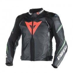 DAINESE SUPER SPEED D1 PERF. LEATHER   JACKET