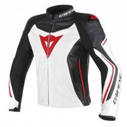 DAINESE ASSEN PERF. LEATHER JACKET