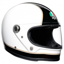 AGV X3000 SUPER AGV BLACK/WHITE