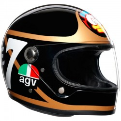 AGV X3000 BARRY SHEENE
