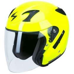SCORPION EXO 220 SOLID Neon yellow