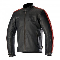 ALPINESTARS CHARLIE LEATHER TECH AIR COMPATIBLE
