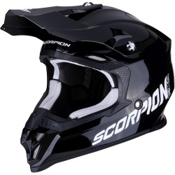 SCORPION VX-16 AIR SOLID Black