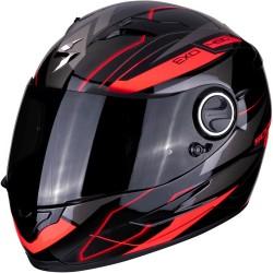 SCORPION EXO 490 NOVA Black-Red