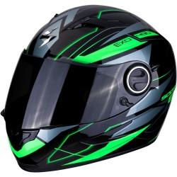 SCORPION EXO 490 NOVA Black-Green