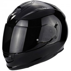 SCORPION EXO 510 AIR SOLID Black
