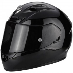 SCORPION EXO 710 AIR SOLID Black