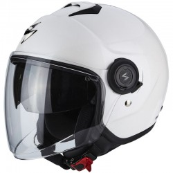 SCORPION EXO CITY EDGE Pearl white-Black