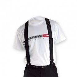 CLOVER BRETELLE Elastic braces for pants