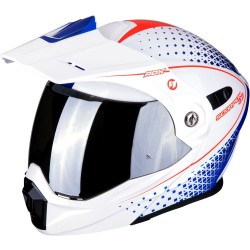 SCORPION ADX-1 HORIZON Pearl White-Red-Blue