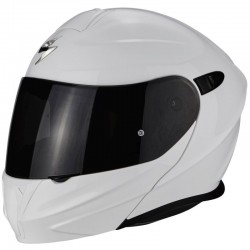 SCORPION EXO 920 SOLID Pearl white