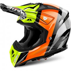 AIROH AVIATOR 2.2, Revolve, orange gloss