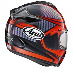 ARAI CHASER-X TOUGH RED
