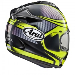 ARAI CHASER-X TOUGH YELLOW