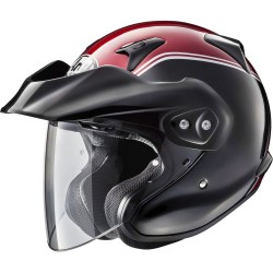 ARAI CT-F GOLD WING RED