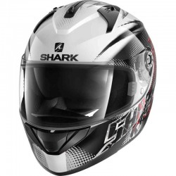 SHARK RIDILL FINKS color White Black Red