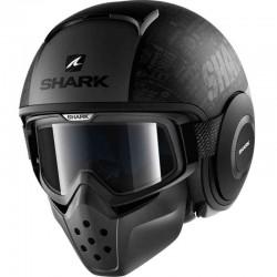 SHARK DRAK TRIBUTE RM MAT color Black Anthracite