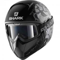 SHARK VANCORE ASHTAN MAT  color Black Silver Black