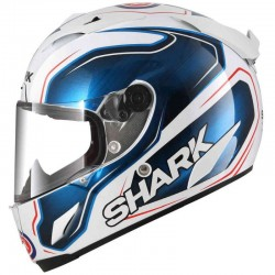 SHARK RACE-R PRO GUINTOLI REPLICA  color White Blue Black