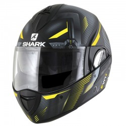 SHARK EVOLINE Series 3 SHAZER MAT color Black Yellow Silver MAT