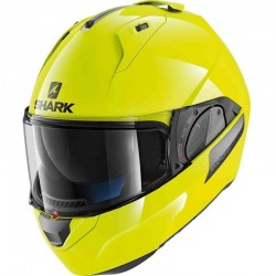 SHARK EVO ONE HI VIS color Yellow Black Yellow