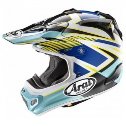 ARAI MX-V DAY BLUE