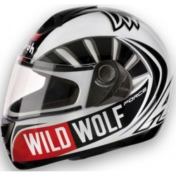 Airoh T600 Wild Wolf