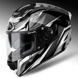 AIROH T600, Bionic, White Gloss