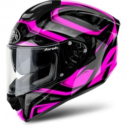 AIROH ST 501, Dude, pink gloss