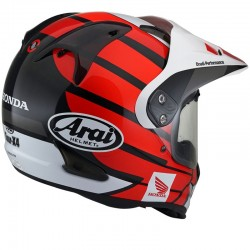 ARAI TOUR-X4 HONDA AFRICA TWIN RED