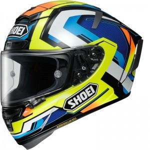 SHOEI X-SPIRIT III - Brink TC-10