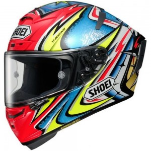 SHOEI X-SPIRIT III - Daijiro TC-1