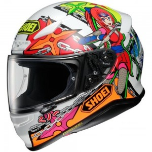 SHOEI NXR - Stimuli TC-10