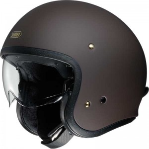 SHOEI J.O - Brown Matt