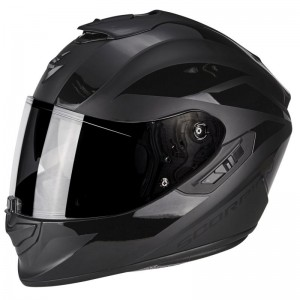 SCORPION EXO 1400 AIR FREEWAY II Matt Black-Black